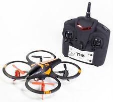 ToyLab Drone G-Shock Mini 2.0 RC Radiocomandato 2.4GHz 4 Ch 6 Axys TOYLAB