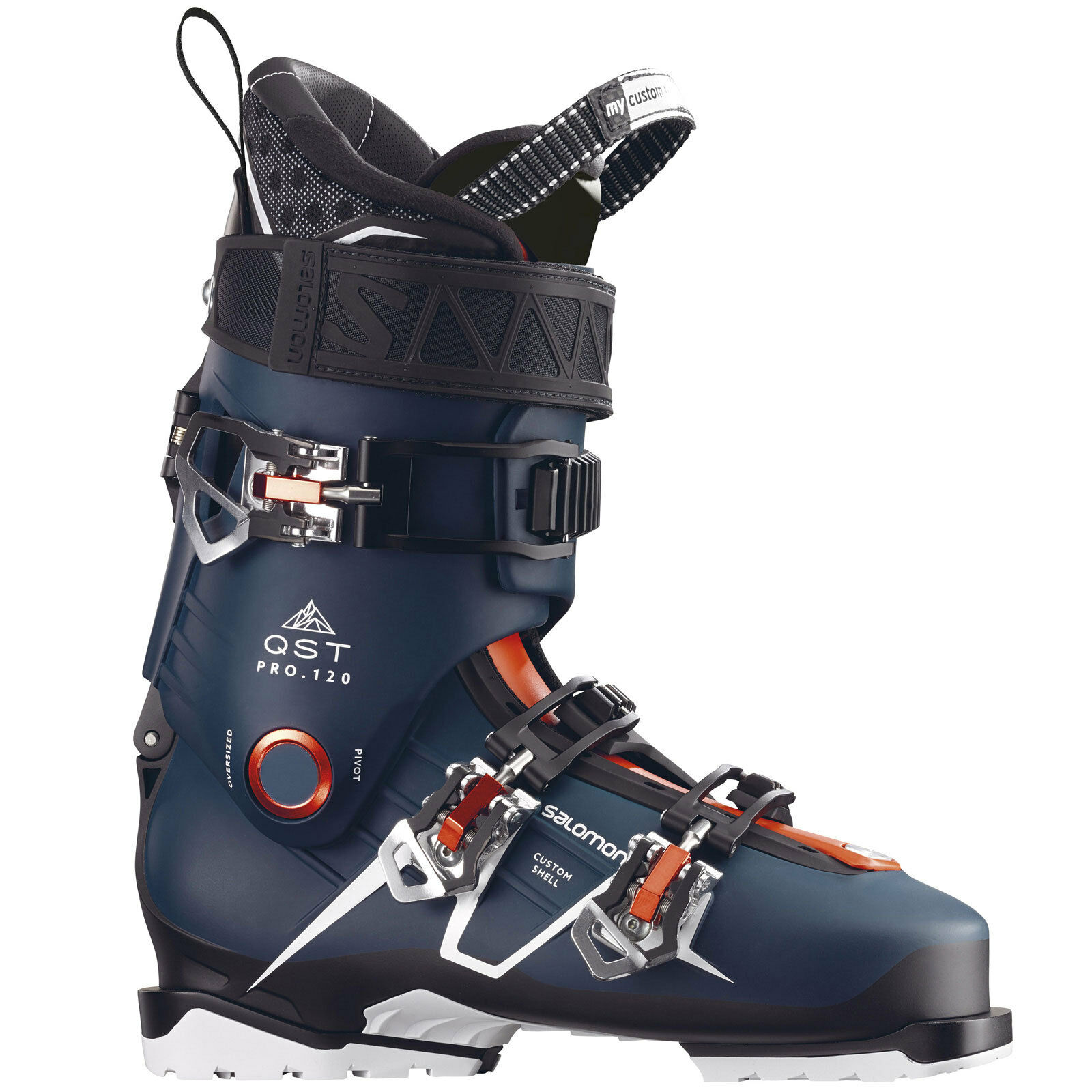 Salomon QST Pro 120 Herren Herren Herren Skistiefel Skischuh SkiStiefel All Mountain Piste NEU c1ec5f