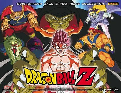Panini Dragon Ball Z Movie Booster Box Sealed New TCG Super Goku Cards DBZ Anime