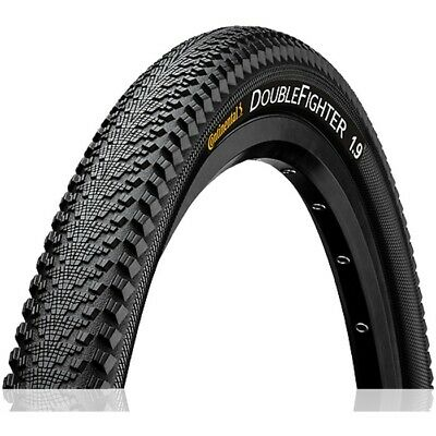 CONTINENTAL Double Fighter III 26x1.90 ReflexWire 3//180TPI 800g