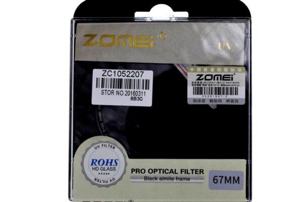 67 Mm Pro Optical Uv/protecteur Filtre Hd-verre - ** Uk Stock **