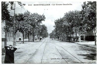 (s-110689) France - 34 - Montpellier Cpa