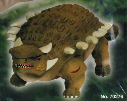 Anklyosaurus Model Kit Dinosaur Figure Statue Toy Lindberg Age 8 Armored Lizard