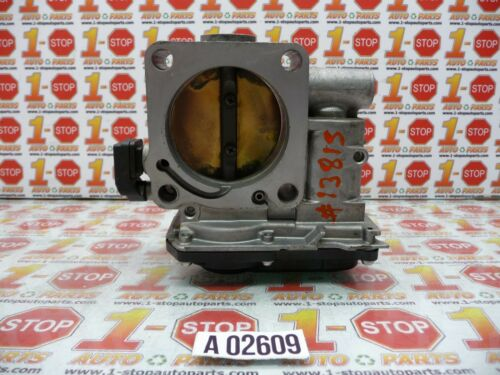 2011-2017 11 HONDA ODYSSEY THROTTLE VALVE BODY ASSEMBLY 16400RN0A01 OEM