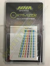 HHA Sports Optimizer-lite Sight Yardage Tape Set EZ Tapes