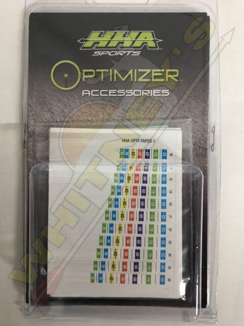 HHA Archery Optimizer Lite Accessories - Optical Sight Tapes - EZ-Tapes