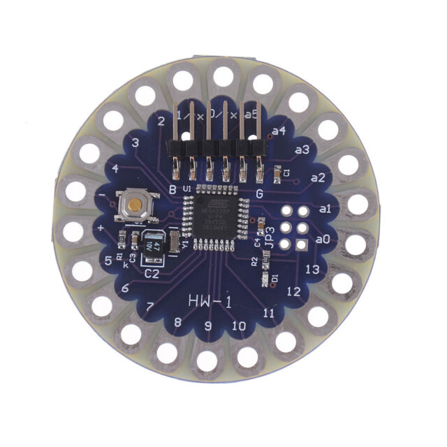 LilyPad 328 ATmega328P Main Board compatible with Arduino's IDE JR