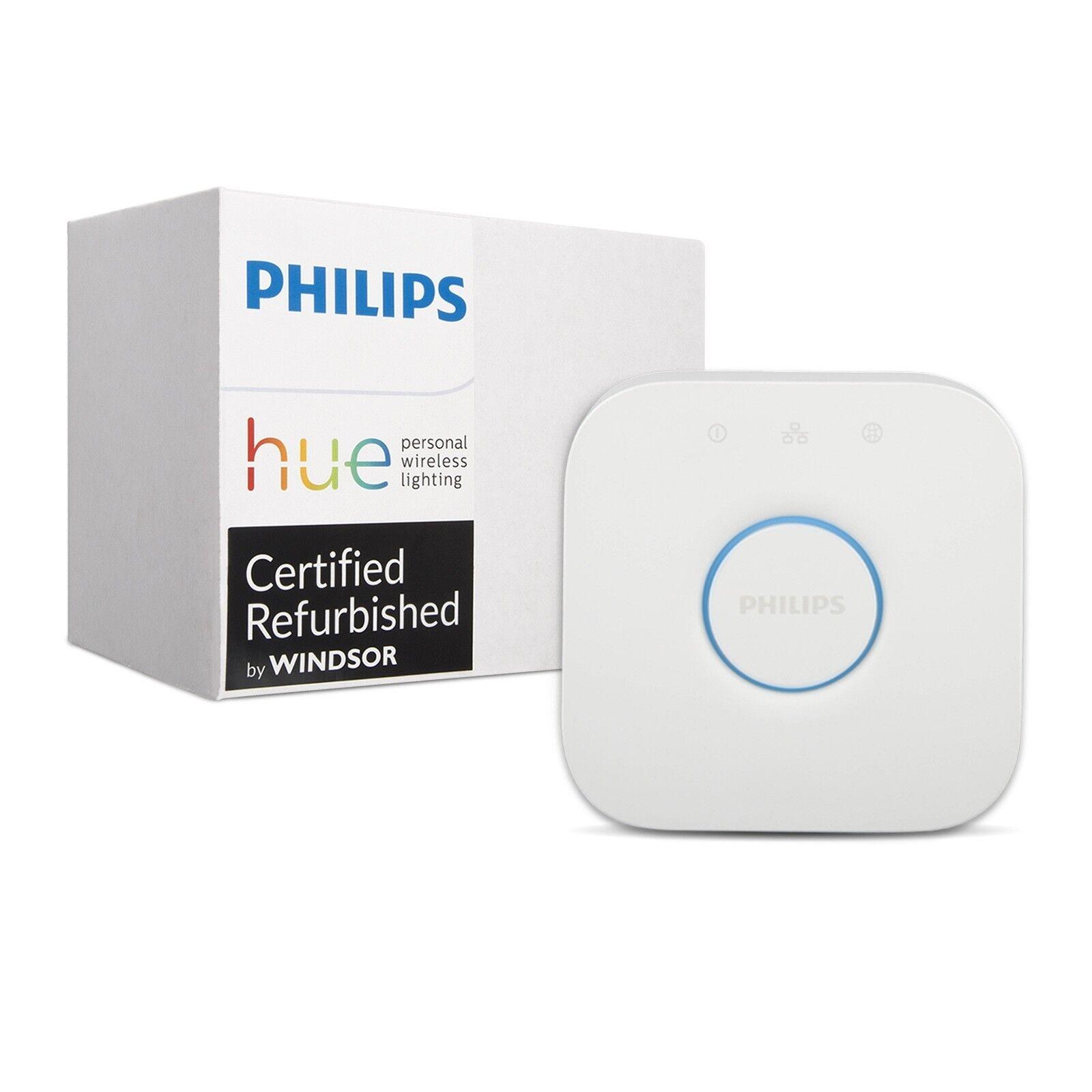 Philips Hue Bridge 2nd Generation Home Automation Kit 458471~~~NEW SEALED BOX