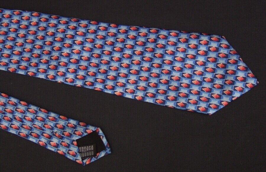 #4679 - Original Vintage MOOSHAMMER München Krawatte - Seide