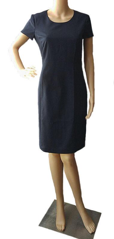 Armani Jeans damen dark Blau dress Größe 8UK (42EU)