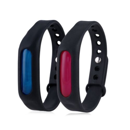 Fashion Anti Mosquito Pest Insect Bugs Repellent Repeller Wrist Band Bracelet