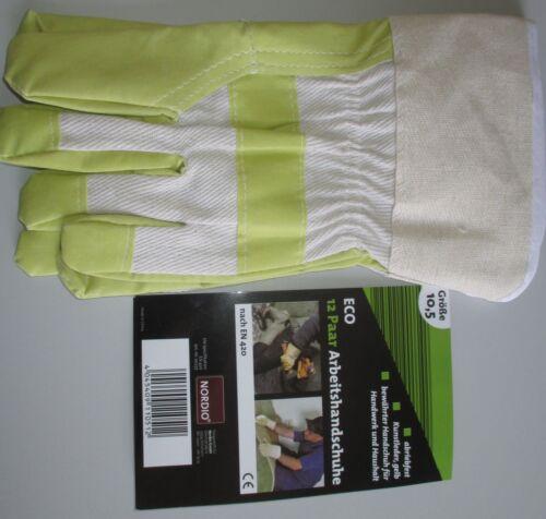 Nordio Handschuh ECO Größe 12 Paar 10,5