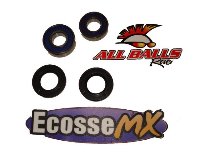 Kawasaki KXF250 2004-2016 Kit de Cojinetes Rueda Delantera All Balls 25-1079