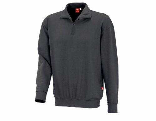 Engelbert Strauss ZIP-Sweatshirt poly cotton  in 17 Farben Größe S bis XL
