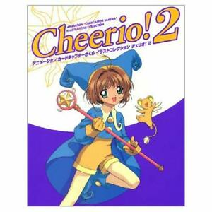 TV-Animation-amp-34Card-Captor-Sakura-amp-34Illustrations-Collection-Cheerio-Vol-2
