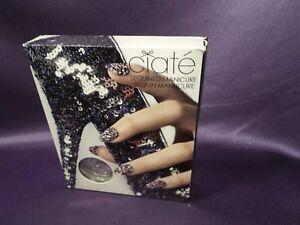 CIATE-Sequin-Lacquer-Multi-Color-Manicure-Harlequin-Nail-Polish-Kit-NIB