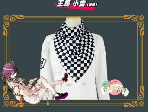 Killing Harmony Cosplay Costume Ouma Kokichi Restrained Uniform Danganronpa V3