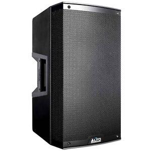 """Alto Truesonic TS315 15"""" 2000 Watt 2-Way Powered Active DJ PA Loud Speaker"""