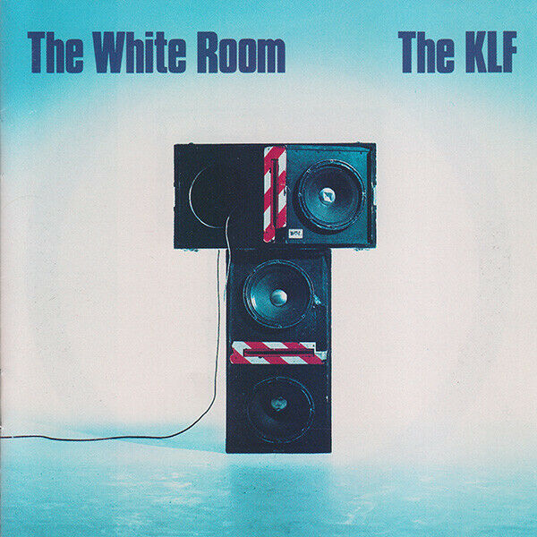 KLF THE WHITE ROOM CD NM Arista 1991 ARCD-8657 CHILL CLASSIC The JAMS