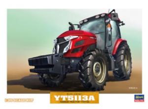 Yanmar Tractor WM05 - 1 35 Plastic Model Kit YT5113A by Hasegawa