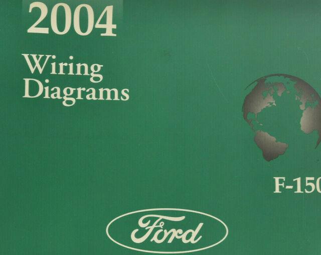 2004 Ford F-150 Wiring Diagrams-Original OEM Manual   eBay