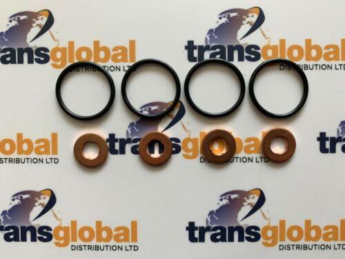 Injecteur Rondelles /& Joints Pour Land Rover Freelander 1 2.0 TD4 01-06