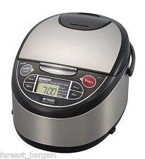 Tiger  JAX-T18U 10 cups Microcomputer Controlled Rice Cooker & Warmer Tacook