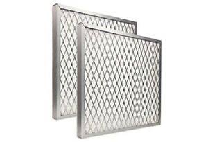 30x30x1 Lifetime Warranty Electrostatic AC Furnace Air Filter Permanent Washable