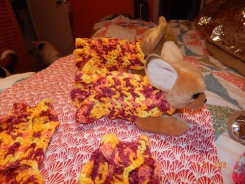 Dog Apparel Soft SOUTHERN SUNRISE Dress w//BIG RUFFLES
