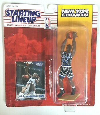 1994 Starting Lineup Shaquille O/'Neal Orlando Magic Basketball Figurine