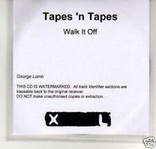 (A137) Tapes 'N Tapes, Walk It Off - DJ CD