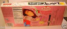 #8407 Little Debbie Zebra Cakes BOX Only Advertisement Strawberry Shortcake