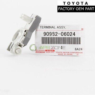 TOYOTA OEM FACTORY NEGATIVE BATTERY TERMINAL 2007 TUNDRA 90982-06024