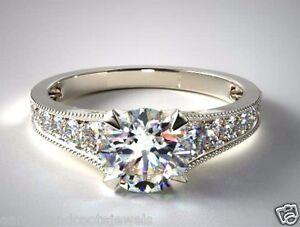 2-00ct-Brilliant-Round-Diamond-Ring-Engagement-Anniversary-Solid-14k-White-Gold