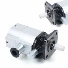 Hydraulic Log Splitter Pump 16gpm 2 Stage Hi Lo Gear Pump 3000psi Logsplitter