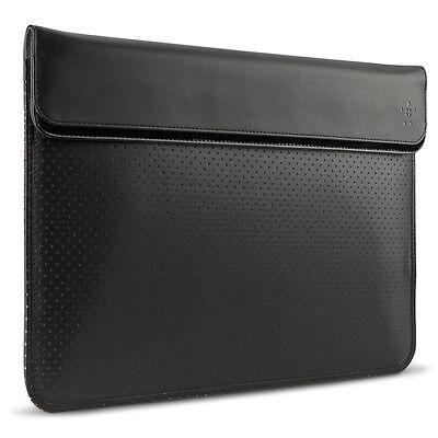 New Belkin 15'' Clutch Sleeve for Ultrabook and Macbook Black F7P131vfC00