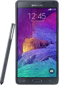 Samsung-Galaxy-Note-4-Charbon-Black-Neuf-Autres