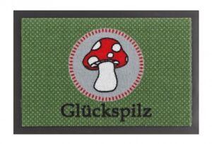 Tapis-de-pied-paillasson-MEC-chanceux-vert-rouge-40x60-cm