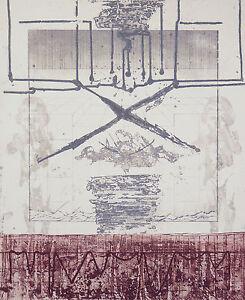 """Guy-Henri DACOS (1940-2012) """"Guimauve"""" 3/50 Abstrait Technique mixte Liège - France - EBay Guy-Henri DACOS (1940-2012) Technique mixte : eau-forte et pointe sche, numérotée 3/50 en bas gauche, signée en bas droite, titrée """"Guimauve"""" et justifiée au revers Dimensions : 76 cm x 56,5 cm Guy-Henri Dacos, né en 1940 Huy et mort e - France"""