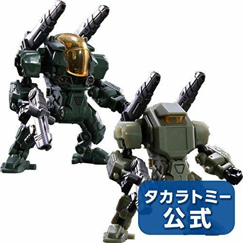Diaclone PoweROT System Set C & D Type Space Marines Ver Weapon St New Japan