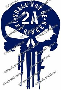 Molon Labe,Come And Take it,Punisher Skull,2A,Flag,3/%,Gun Rights,Vinyl Decal