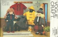 Vogue 8556 Play Clothes For 18 Inch Dolls Pattern