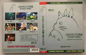 Studio-Ghibli-Limited-Edition-DVD-Collection-7-Movies-Totoro-Spirited-Away