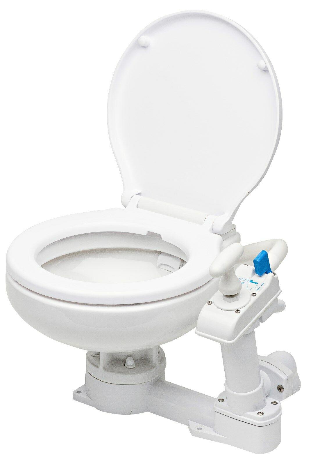 Ocean Technologies Marino Servizi Igienici Soft Close da Barca Toilette uomouale