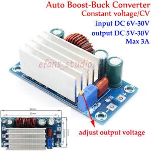 3A-DC-DC-6V-30V-to-5V-30V-9V-12V-24V-Buck-Boost-Constant-Voltage-Converter-Board