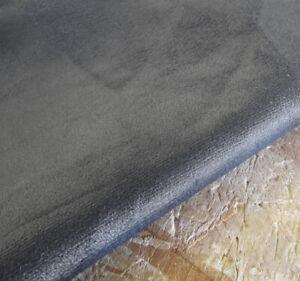 Grey Upholstery Velvet Fabric Velvet Fabric Curtain Cushions Sofa Material 142cm | EBay