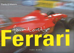 Fantastic-Ferrari-Hardcover-by-D-039-Alessio-Paolo-Brand-New-Free-shipping