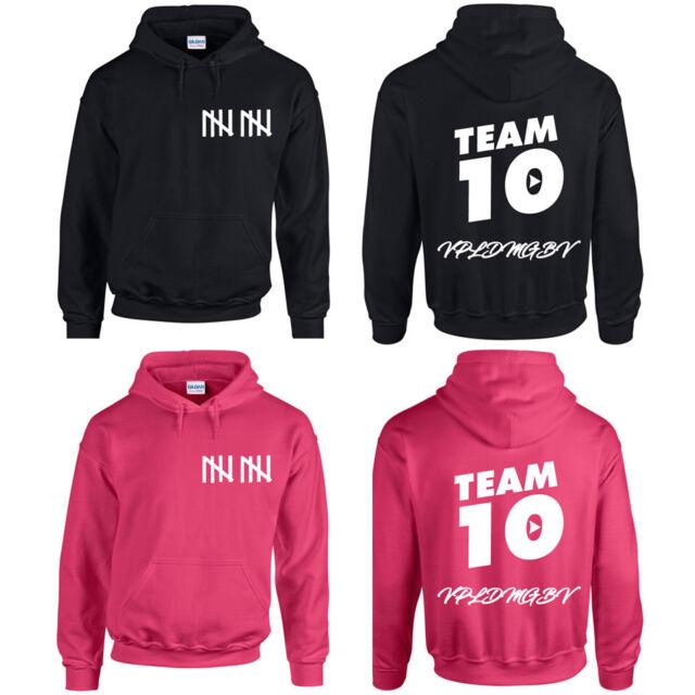 Jake Paul Logan T-shirt Logang Youtuber Music Lovers Maverick Team Inspired Top