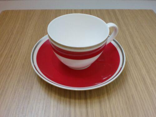 Villeroy /& Boch Anmut My Colour Red  Cherry Kaffeetasse 2tlg.