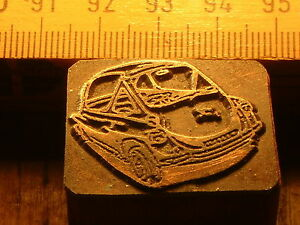 HEINKEL-KABINENROLLER-schoener-Oldtimer-Stempel-Siegel-aus-Metall